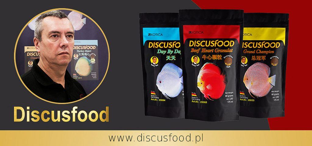 Rozmowa z Markiem Widurem, wyłącznym dystrybutorem marki DiscusFoodw Polsce.