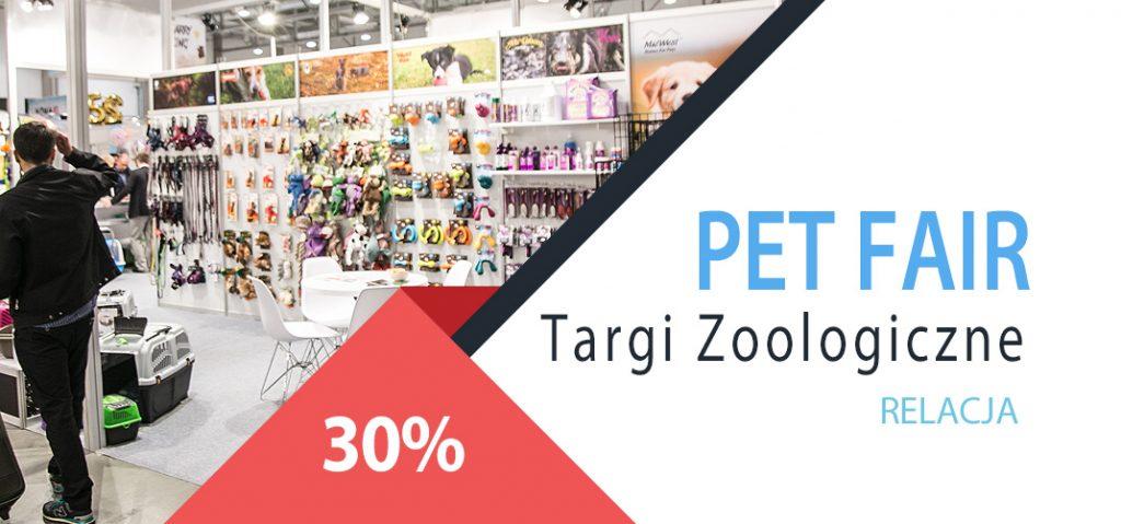 Targi zoologiczne PetFair -  Łódź 15-17 września, tu zaczyna się zoo biznes.