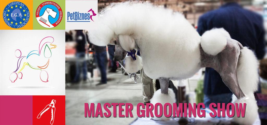 Master Grooming Show - nowości produktowe dla groomerów.