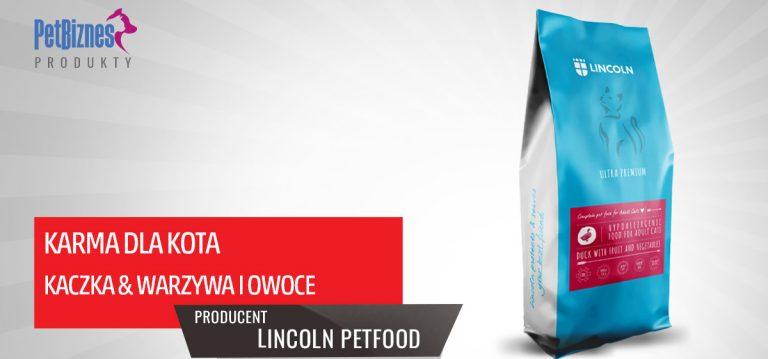 Hipoalergiczna karma dla kotów – Lincoln Ultrapremium