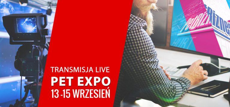 Targi zoologiczne Pet Expo Bydgoszcz 13-15 wrzesień 2019 – transmisja live!