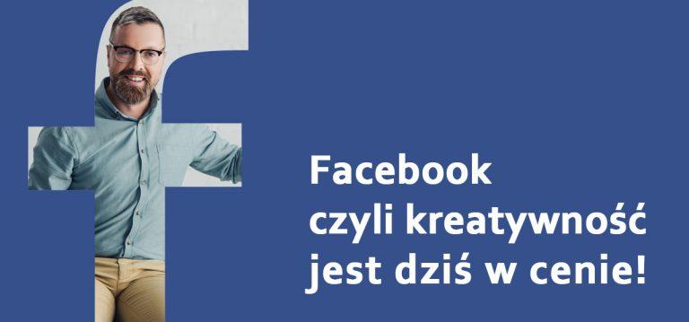 Konkurs na Facebooku, czyli kreatywność jest dziś w cenie!