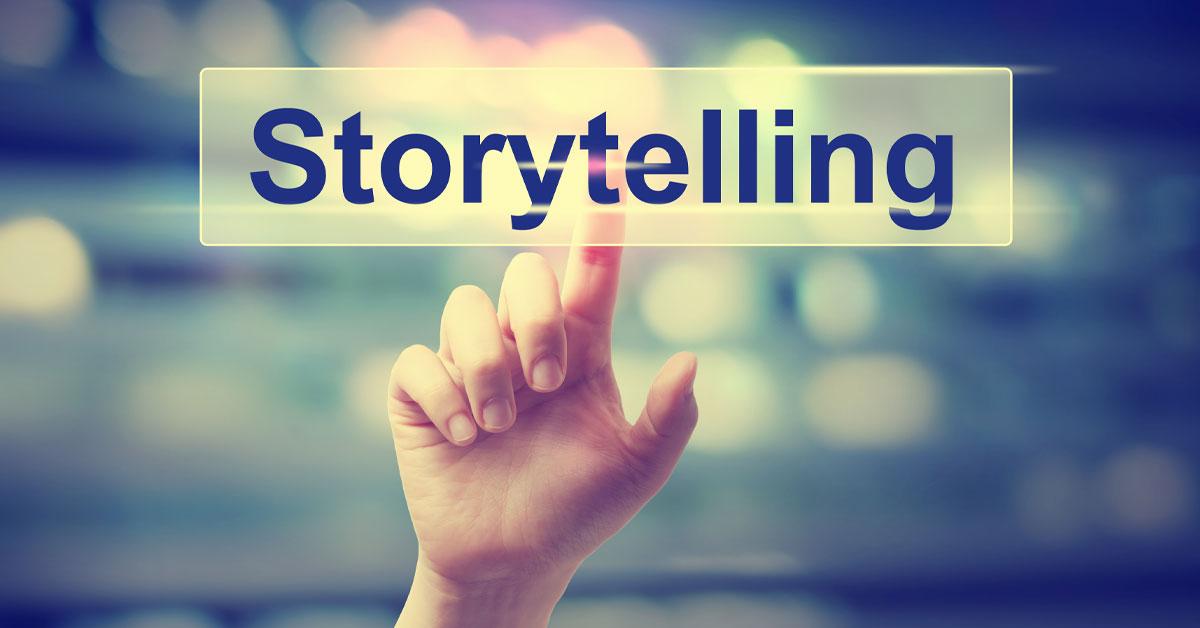 Storytelling, czyli jak sprzedawać opowiadając