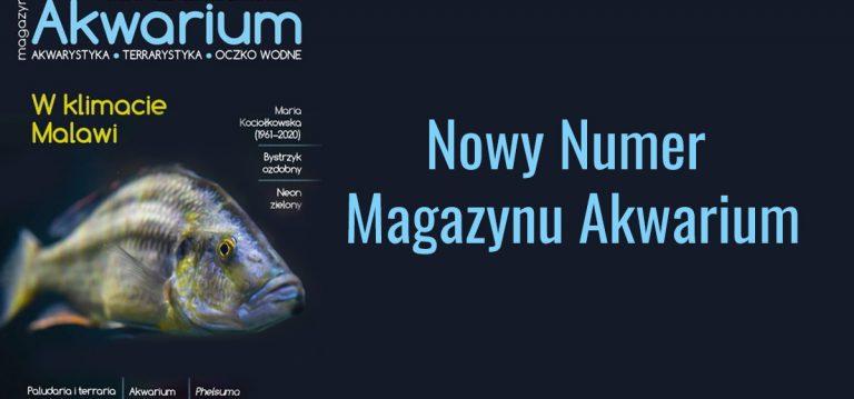 Magazyn Akwarium nr 5/2020